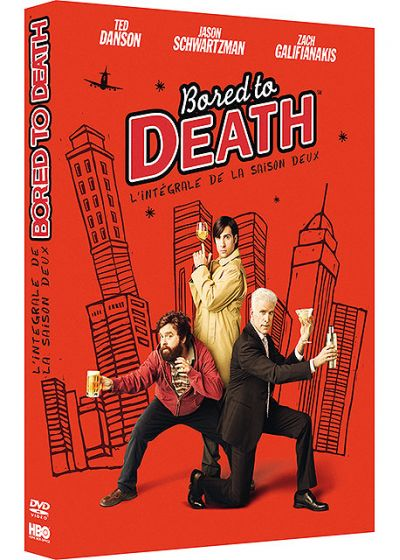 Bored to Death - Saison 2 - DVD