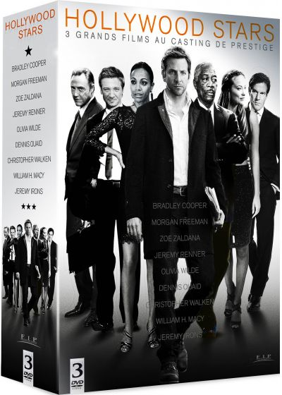 Hollywood Stars : The Words + Un plan d'enfer + Une idée de génie (Pack) - DVD