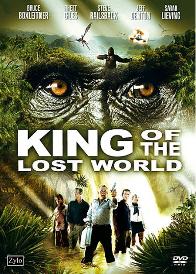 King of the Lost World - DVD