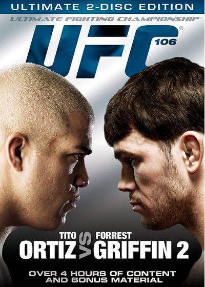UFC 106 : Ortiz vs Griffin 2 - DVD