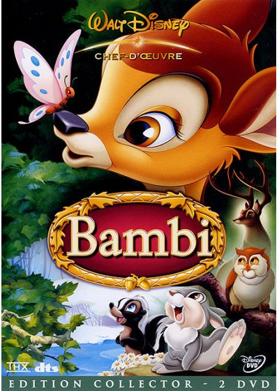 Bambi (Édition Collector) - DVD