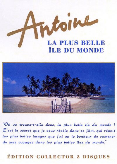 Antoine - La plus belle île du monde (Édition Collector) - DVD
