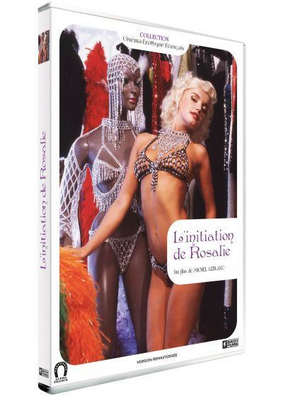 L'Initiation de Rosalie (Version soft) - DVD