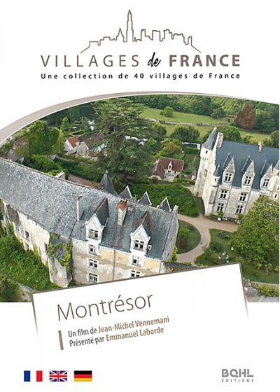 Villages de France volume 4 : Montrésor - DVD
