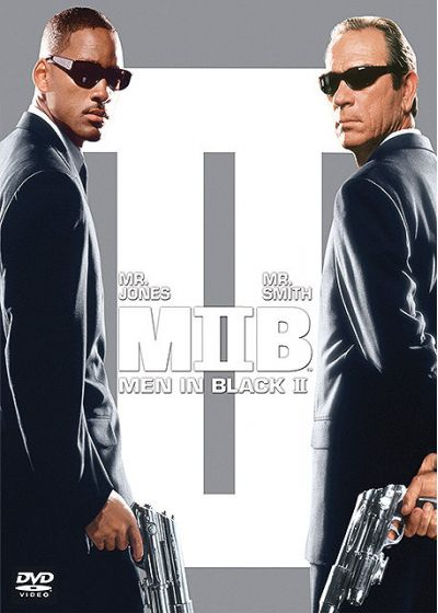 Men in Black II - DVD