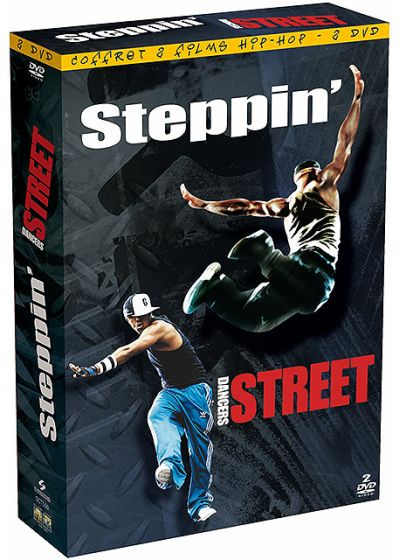 Steppin' + Street Dancers (Pack) - DVD