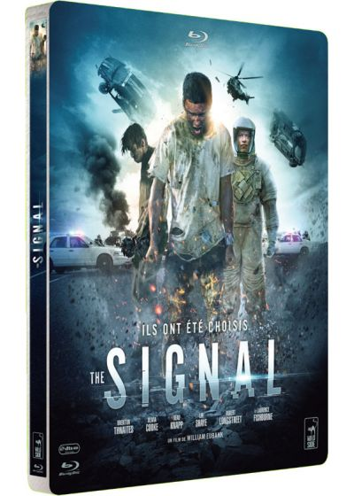 The Signal (Édition boîtier SteelBook) - Blu-ray
