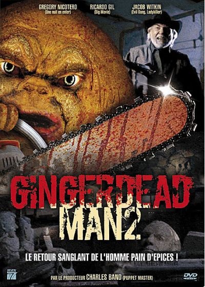 Gingerdead Man 2 - DVD