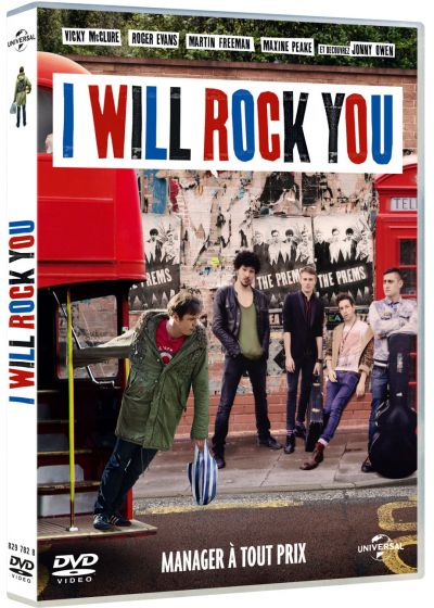 I Will Rock You - DVD