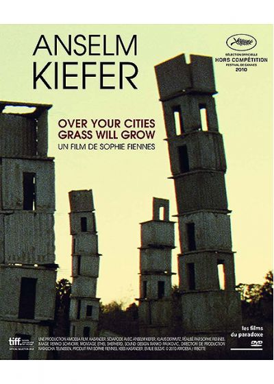 Anselm Kiefer - Over Your Cities Grass Will Grow (Combo Blu-ray + DVD) - Blu-ray