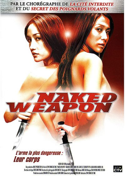 Naked Weapon - DVD