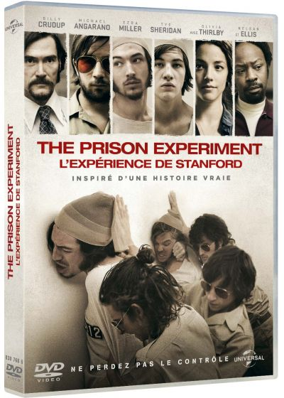 The Prison Experiment (L'expérience de Stanford) - DVD