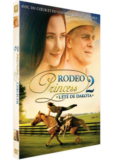 Rodeo Princess 2 : L'été de Dakota - DVD