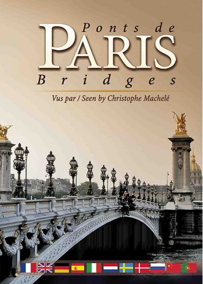 Ponts de Paris - Bridges - Vus par Christophe Machelé - DVD
