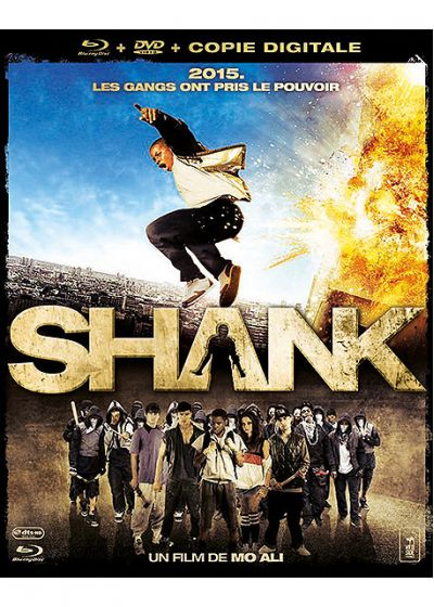 Shank (Combo Blu-ray + DVD + Copie digitale) - Blu-ray