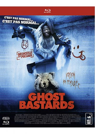 Ghost Bastards (Putain de fantôme) (Non censuré) - Blu-ray
