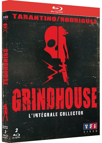 Grindhouse - L'intégrale (Édition Collector) - Blu-ray
