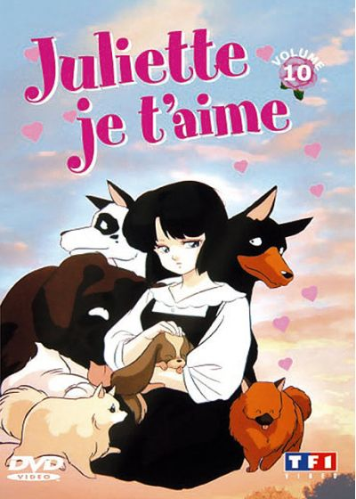 Juliette je t'aime - Vol. 10 - DVD