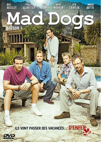 Mad Dogs - Saison 1 - DVD