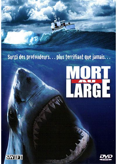 Mort au large - DVD