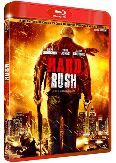 Hard Rush - Blu-ray