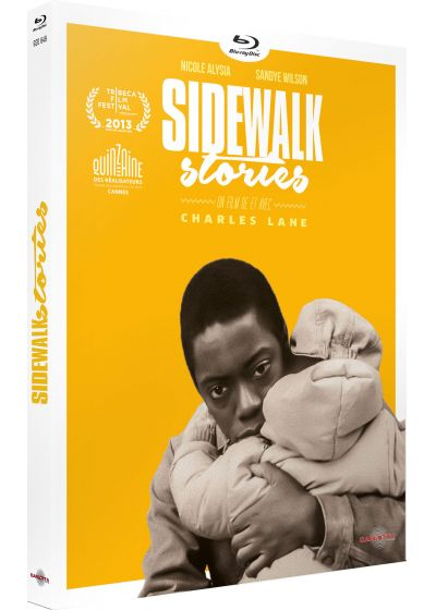 Sidewalk Stories - Blu-ray