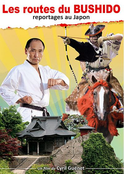 Les Routes du Bushido : reportages au Jpaon - DVD