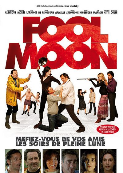 Fool Moon - DVD
