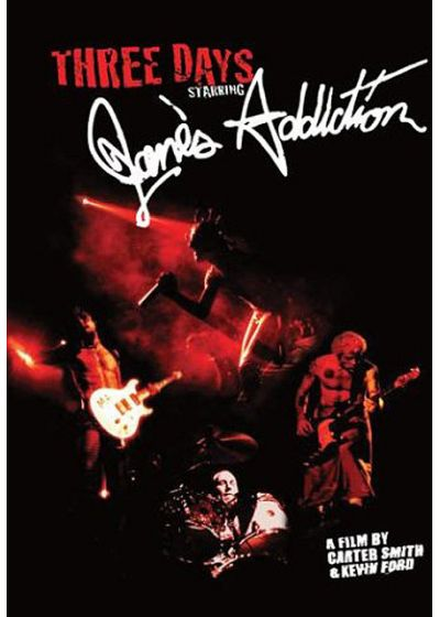 Jane's Addiction - Three Days - DVD