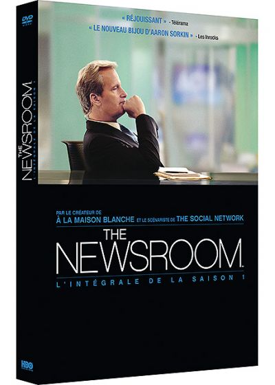 The Newsroom - Saison 1 - DVD