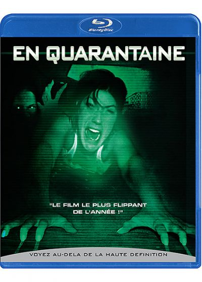En quarantaine - Blu-ray