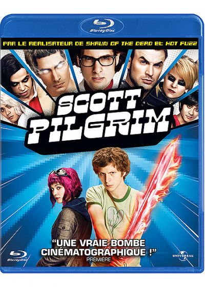 Scott Pilgrim - Blu-ray