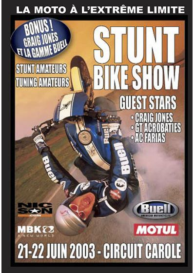 Stunt Bike Show 2003 - DVD