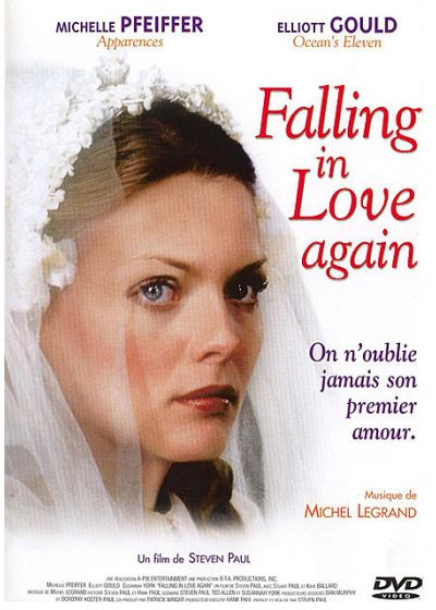 Falling in Love Again - DVD