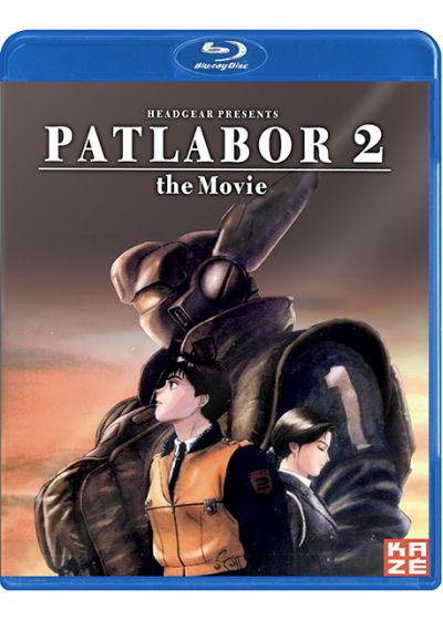 Patlabor 2 : The Movie - Blu-ray
