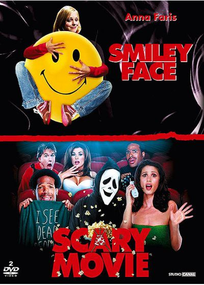 Smiley Face + Scary Movie - DVD