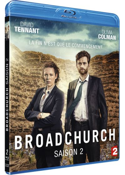 Broadchurch - Saison 2 - Blu-ray