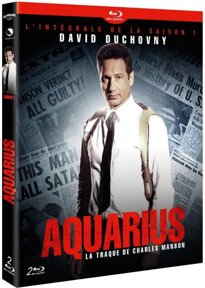 Aquarius - Saison 1 - Blu-ray