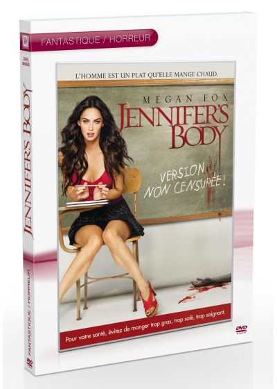 Jennifer's Body (Non censuré) - DVD