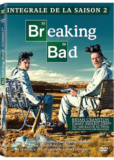 Breaking Bad - Saison 2 - DVD