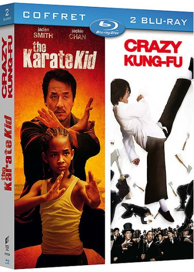 The Karate Kid (2010) + Crazy Kung-Fu (Pack) - Blu-ray