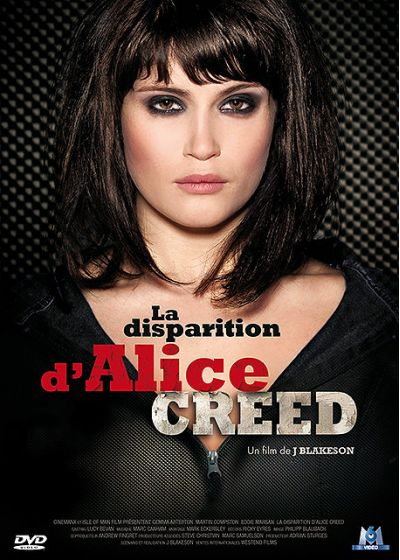 La Disparition d'Alice Creed - DVD