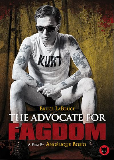 The Advocate for Fagdom - DVD