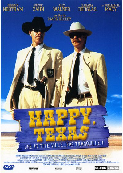 Happy, Texas - DVD