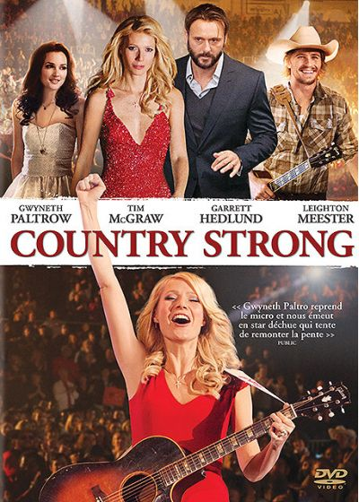 Country Strong - DVD