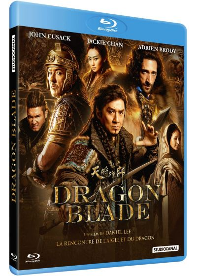 Dragon Blade - Blu-ray