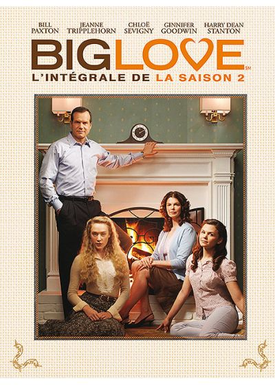 Big Love - Saison 2 - DVD