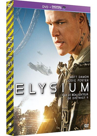 Elysium (DVD + Copie digitale) - DVD