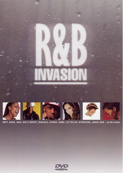 R&B Invasion - DVD