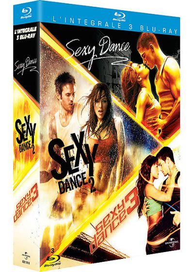 Sexy Dance + Sexy Dance 2 + Sexy Dance 3, the battle - Blu-ray